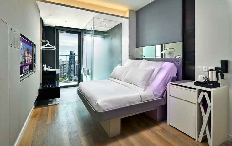 YOTEL Singapore Orchard Road Singapore - First Class Queen
