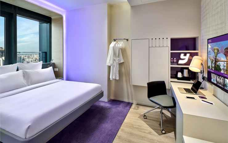 YOTEL Singapore Orchard Road Singapore - First Class Suite