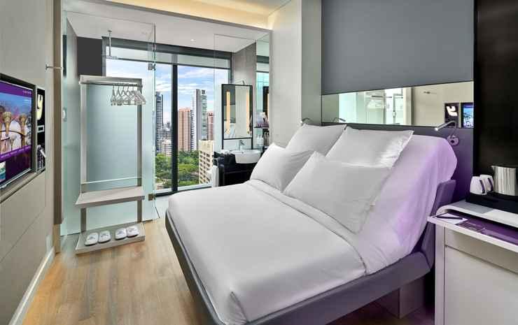 YOTEL Singapore Orchard Road Singapore - Premium Queen View