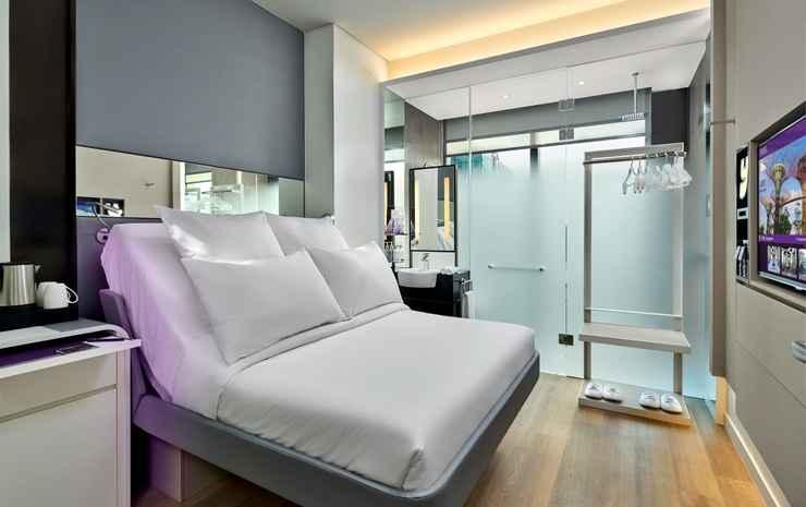 YOTEL Singapore Orchard Road Singapore - Premium Queen