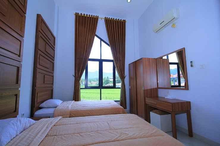 BEDROOM Puncak Raya Hotel