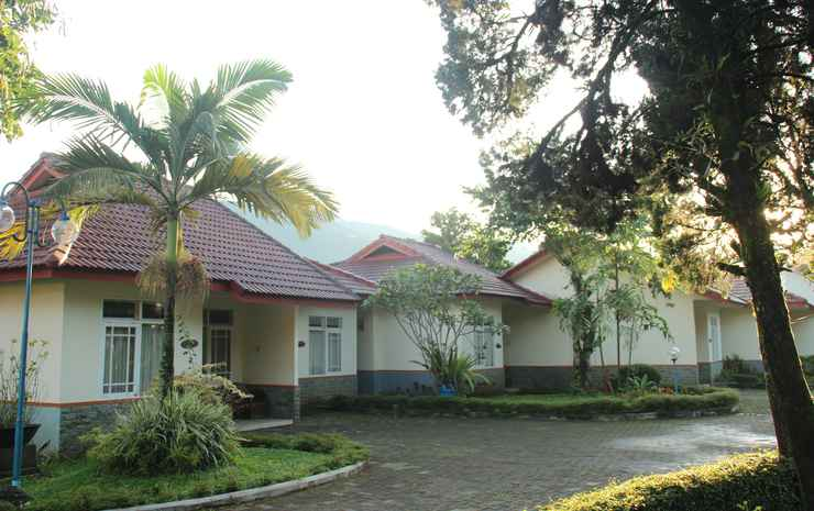 Puncak Raya Hotel Bogor - Merapi ( Cottage 1 Room )