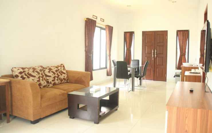 Puncak Raya Hotel Bogor - Rinjani Bungalow 2 Bedroom