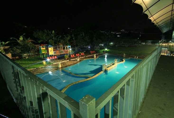 SWIMMING_POOL Puncak Raya Hotel