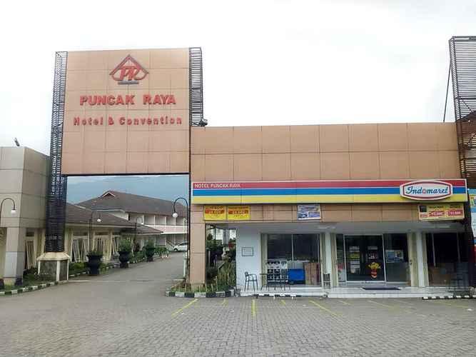 EXTERIOR_BUILDING Puncak Raya Hotel