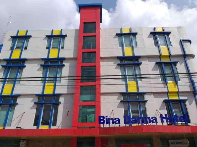 EXTERIOR_BUILDING Bina Darma Hotel Palembang