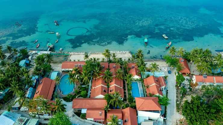EXTERIOR_BUILDING Hula Hula Beachfront Phú Quốc Resort