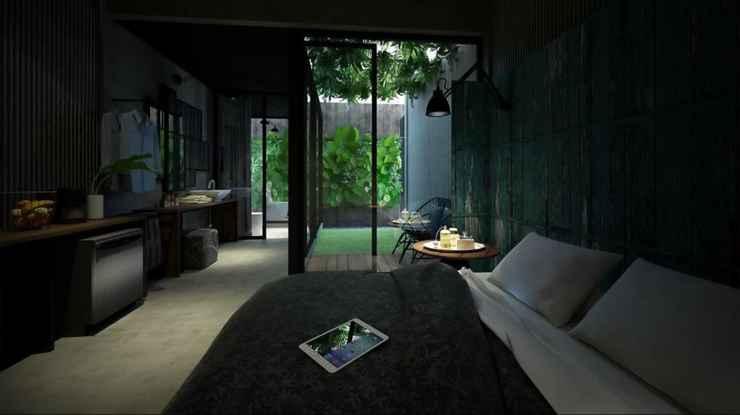BEDROOM THE TREE Sleep and Space