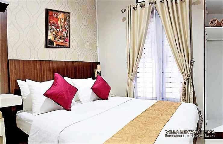 BEDROOM Villa Bintang Lima
