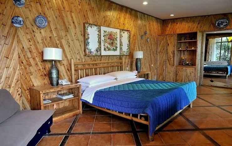The Pinewood Lodge & Organic Farm Bogor - Junior Suite Room