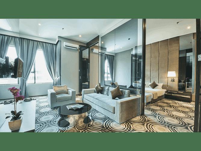 BEDROOM Avenue Garden Hotel