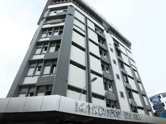 EXTERIOR_BUILDING Mandarin Hotel