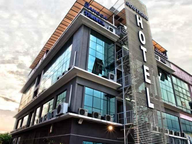 EXTERIOR_BUILDING Mangga Boutique Hotel