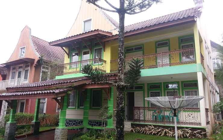 Zevannya Villa Netherlands Kota Bunga Puncak -