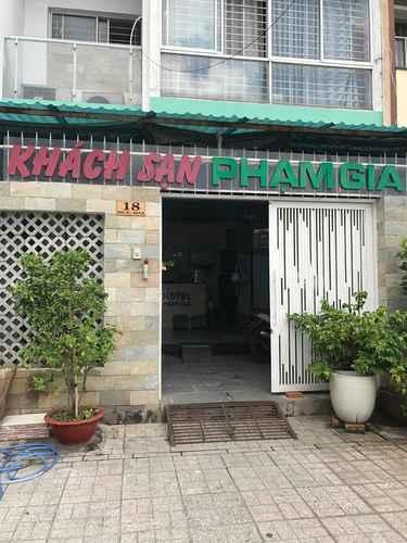 EXTERIOR_BUILDING Khách sạn Phạm Gia