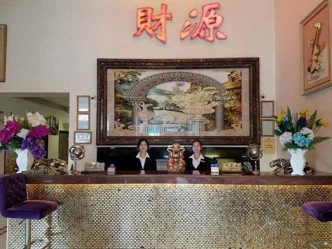 LOBBY Khách sạn Fortune 1127