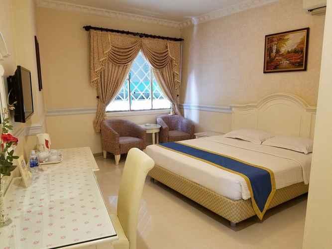 BEDROOM Khách sạn Fortune 700