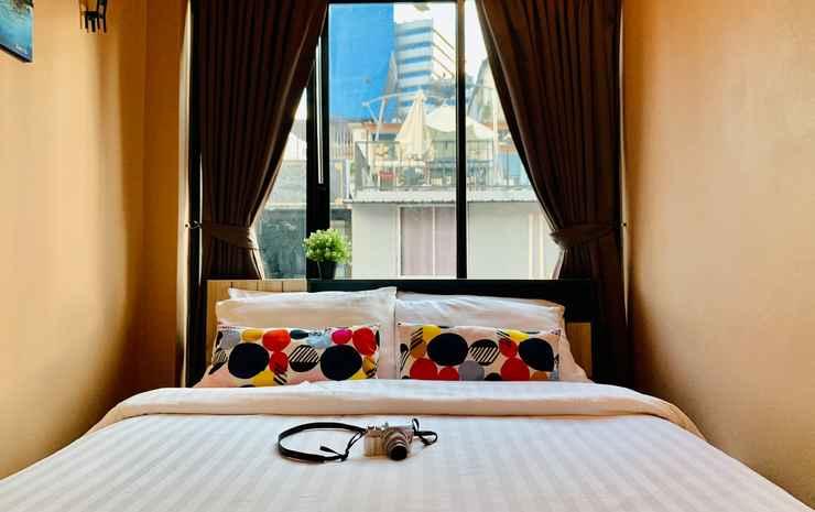 Click Hostel Bangkok - Family Room with Bathroom (VIP1&6)