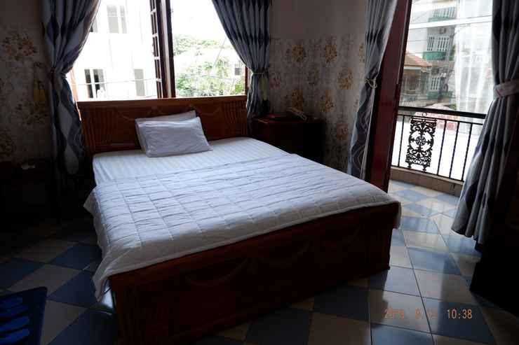 BEDROOM Khách sạn Hà My
