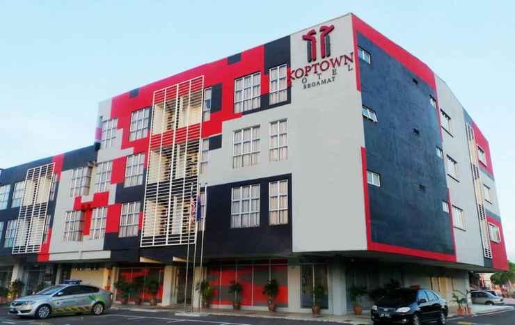 EXTERIOR_BUILDING Koptown Hotel Segamat