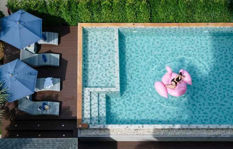 SWIMMING_POOL Nap Krabi Hotel