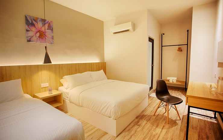 The Marion Hotel Johor - Kamar Triple