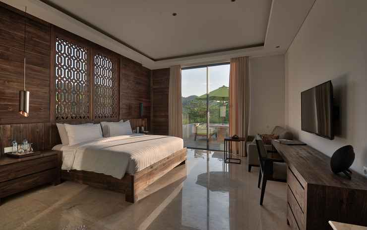 KEMANGI BED AND BREAKFAST Lombok - Deluxe Double with Terrace