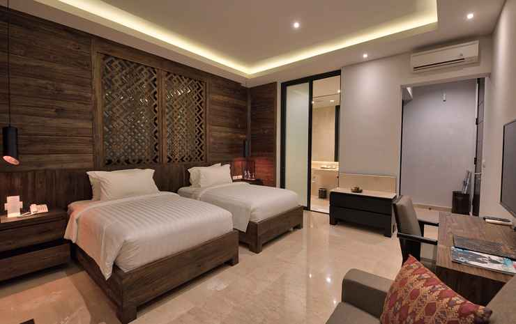 KEMANGI BED AND BREAKFAST Lombok - Superior Twin Room (Room Only)