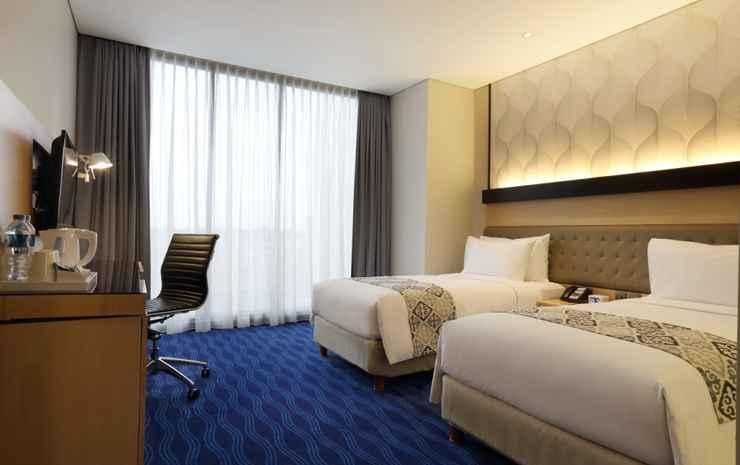 Holiday Inn Express Jakarta Thamrin Jakarta - Standard Twin Room