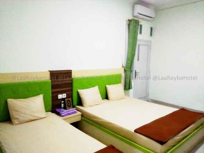 BEDROOM Hotel Syariah Laa Royba Pekalongan