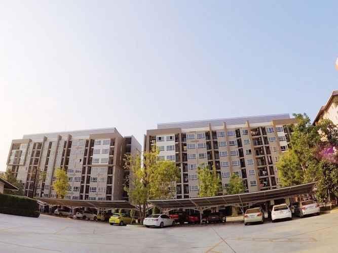 EXTERIOR_BUILDING นาราชา เรสซิเดนซ์ ตึกเอ