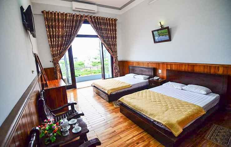 BEDROOM Huong Bien Hotel