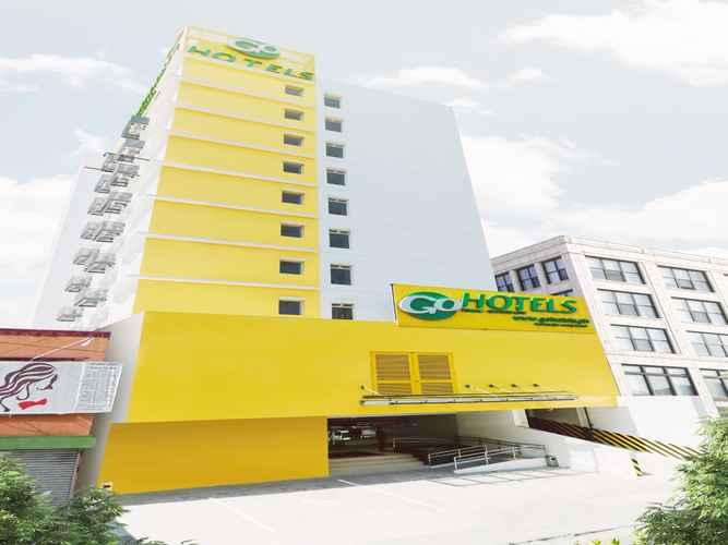 EXTERIOR_BUILDING Go Hotels Timog