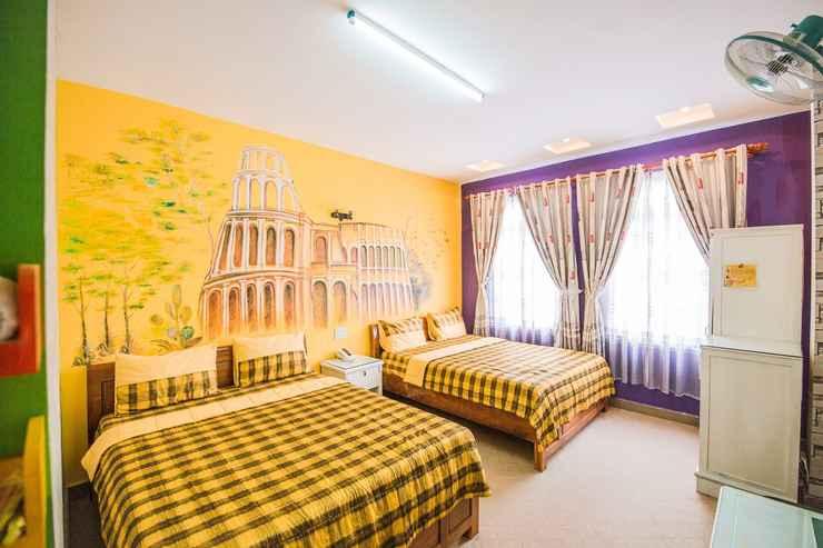 BEDROOM Khách sạn Minh Thành 2 Đà Lạt
