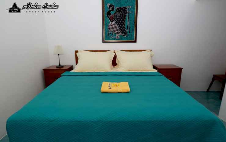 Family 6 Bedroom at Ndalem Sardan Yogyakarta - Six Bedrooms (Max check in 21.00)
