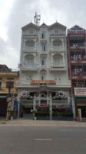 LOBBY Khách sạn Dream Vinh Hòa