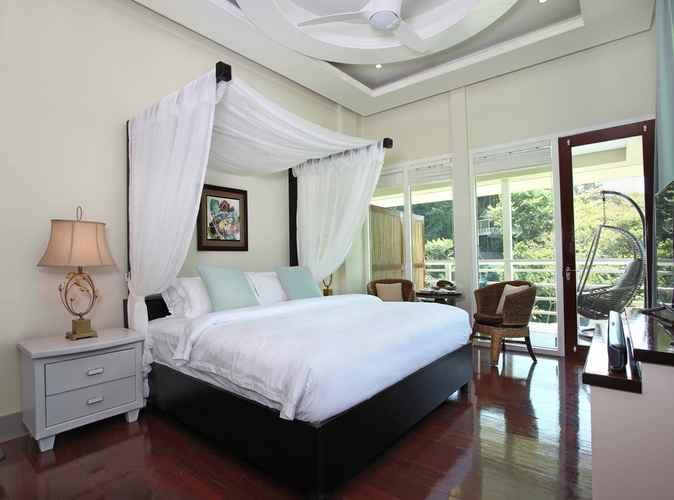 BEDROOM Matinloc Resort