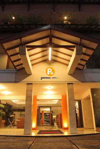 EXTERIOR_BUILDING Hotel Prapancha