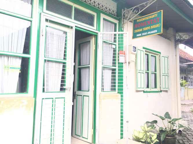EXTERIOR_BUILDING Family 4pax at Poerwokinanti Homestay Yogyakarta