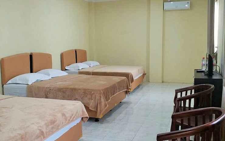 Family Stay at Guesthouse Ndalem Kotabaru Yogyakarta - Family Room