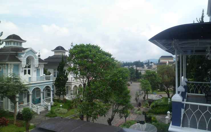 Zevannya Villa Alaska Kota Bunga Puncak -