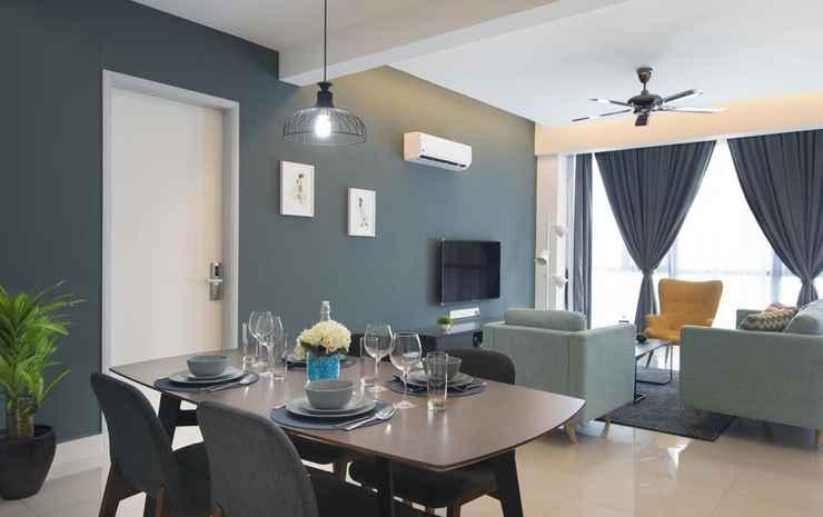 Jazz Suite Penang - Two-Bedroom Suite