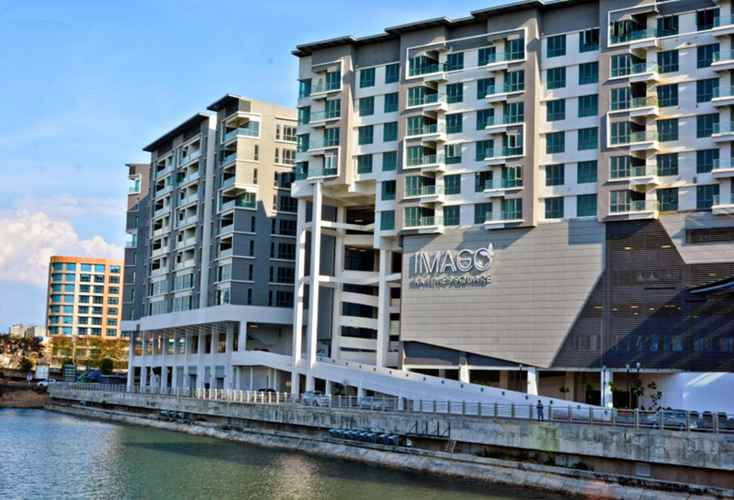 EXTERIOR_BUILDING Sunset & Seaview Vacation Condos City Centre @ IMAGO Shopping Mall