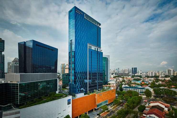 LOBBY Courtyard by Marriott Singapore Novena
