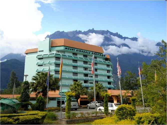LOBBY Perkasa Hotel Mt Kinabalu
