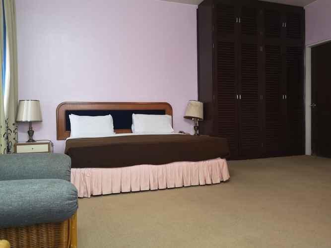 BEDROOM Perkasa Hotel Tenom