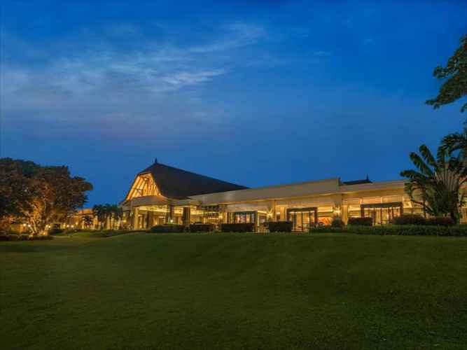 EXTERIOR_BUILDING Taal Vista Hotel
