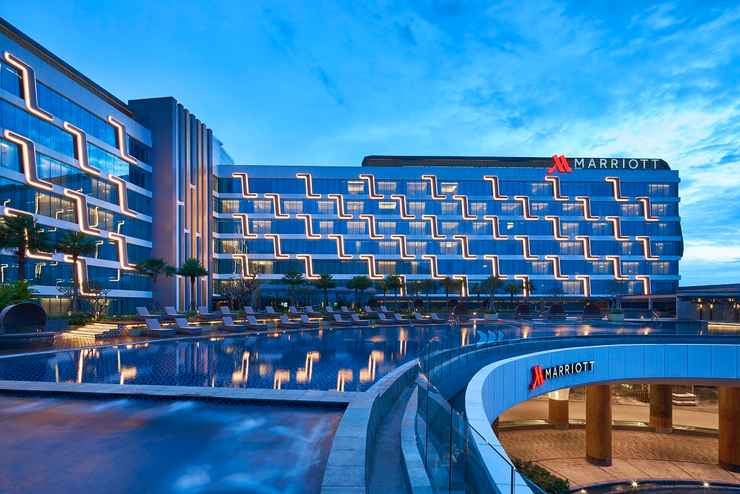 EXTERIOR_BUILDING Yogyakarta Marriott Hotel