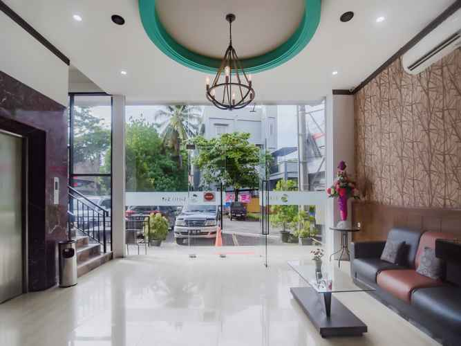 LOBBY OYO 90312 Bahu Bay Hotel
