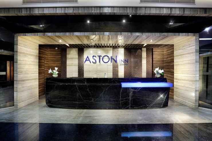 LOBBY Aston Inn Pandanaran - Semarang